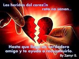 Frasesamor Frases De Amor Con El Corazon Roto