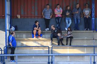 El Pauldarrak B pierde 0-4 ante el Bizkerre en Serralta (Lutxana)