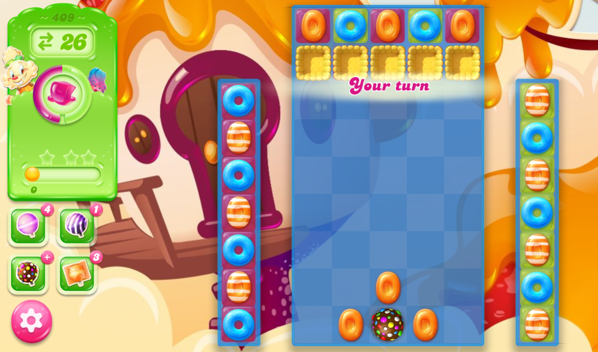 Candy Crush Jelly Saga 4109