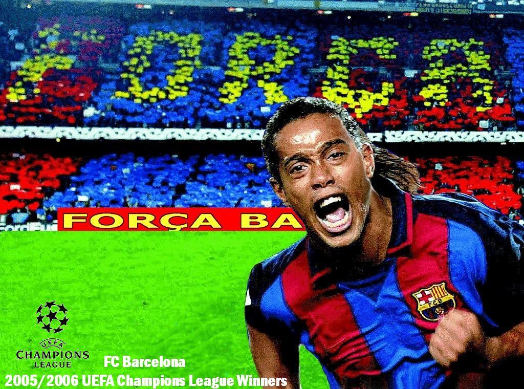 Ronaldinho Barcelona Wallpapers Football Wallpapers