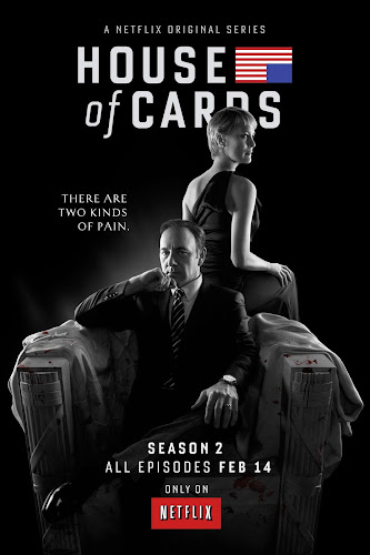 House of Cards Temporada 2 Completa Español Latino