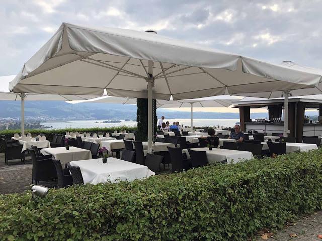 Restaurant Frohberg Sveitsi Switzerland Obersee
