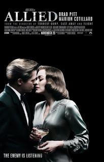 Watch Allied (2016) movie free online