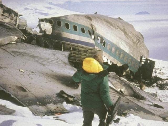에어뉴질랜드 901편 추락 사고