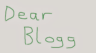 Dear Blogg