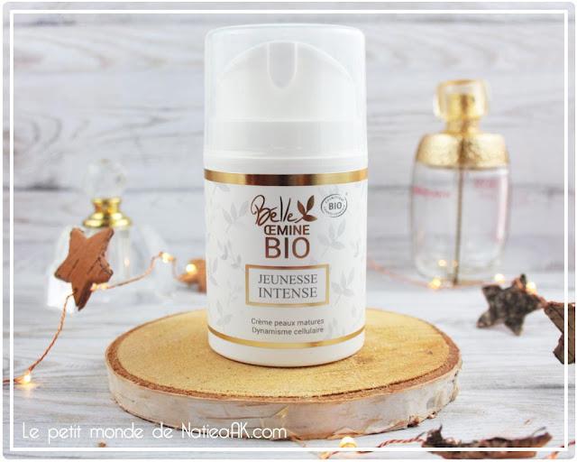 cosmétique bio pas cher Crème visage peaux matures