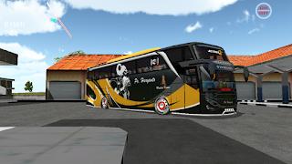 PO HARYANTO WAYANG SHD  - Download livery ES Bus Simulator ID 2 - EBS ID 2