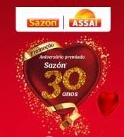 Cadastrar Promoção Sazón Assaí Atacarejo - 2 Carros e Vale-Compras Valor 300 Reais