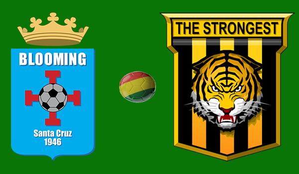 En vivo Blooming vs. The Strongest - Torneo Apertura 2018
