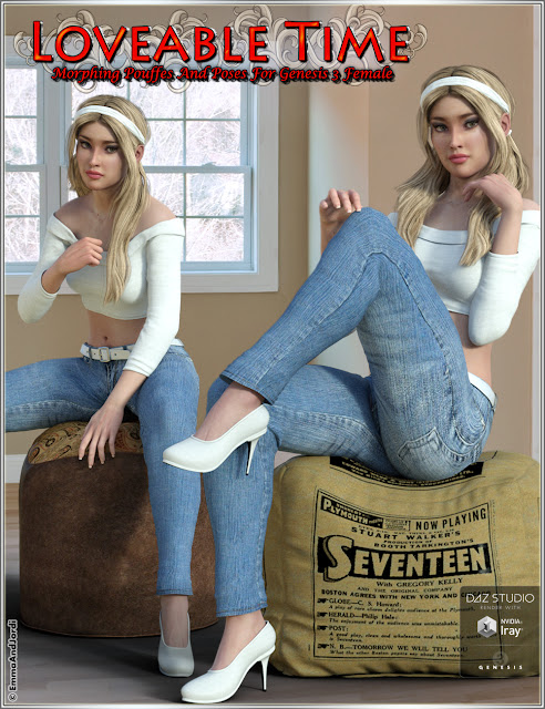 http://www.daz3d.com/loveable-time-morphing-pouffes-and-poses