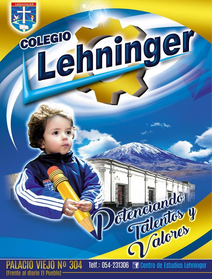 Mejor colegio en Arequipa Lehninger