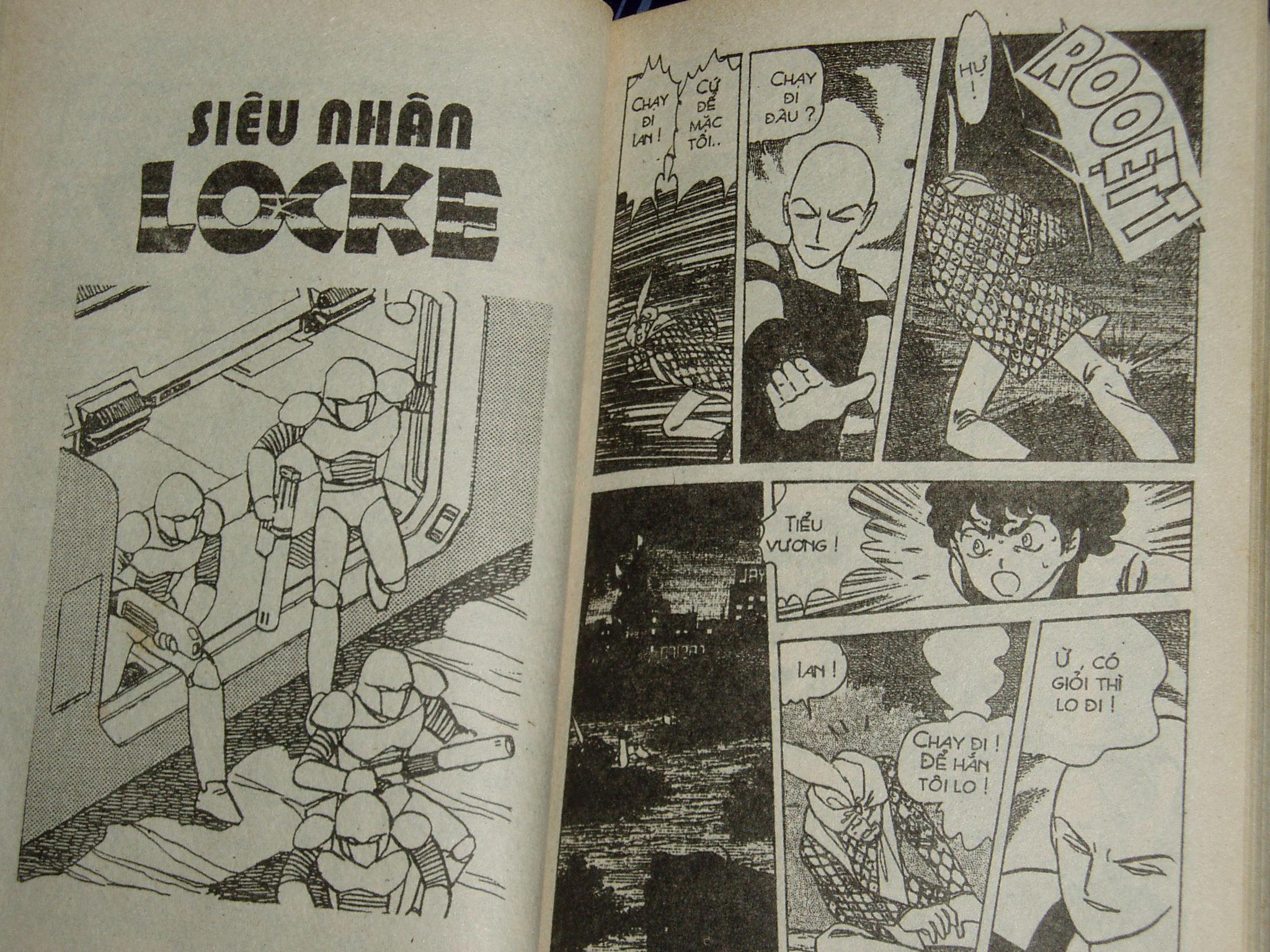 Siêu nhân Locke vol 14 trang 29