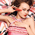 Lily Rose Depp stars in the Chanel Rouge Coco Gloss Campaign 2017