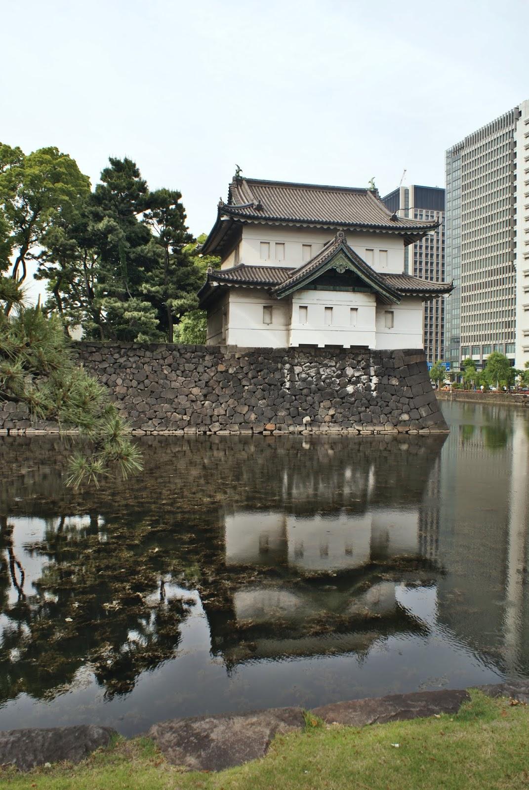 tokyo marunouchi imperial palace Kōkyo