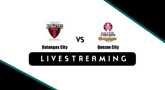 Livestream List: Batangas City vs Quezon City June 13, 2018 MPBL Anta Datu Cup