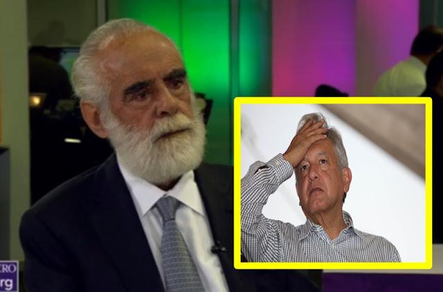 López Obrador no toma dinero, tiene sinverguenzas que lo hacen por él: Diego.