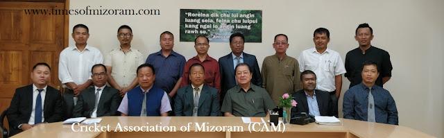 Cricket Association of Mizoram (CAM)