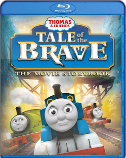 Thomas & Friends: Tale of the Brave [BD25] [2014] [Latino]