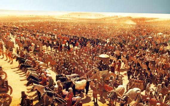 kserkses'in ordusu