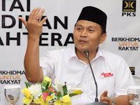 PKS Menanggapi Pernyataan Tudingan SBY Soal Aparat Negara Tak Netral