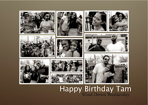 Tam's Birthday Celebration at Wind Down Wednesday 4.1.15