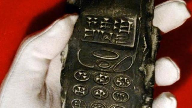 Misteri Penemuan Ponsel Misterius Berusia 800 Tahun yang Membingungkan