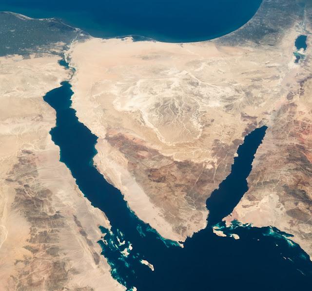 حكايات عن سيناء وتاريخها القديم والحديث