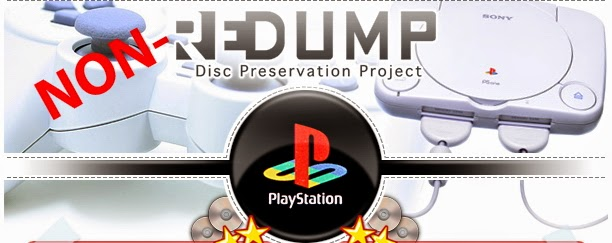 playstation redump set
