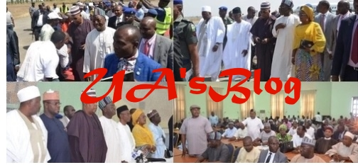 Breaking: Northern governors storm Benue in solidarity with Ortom (photos)