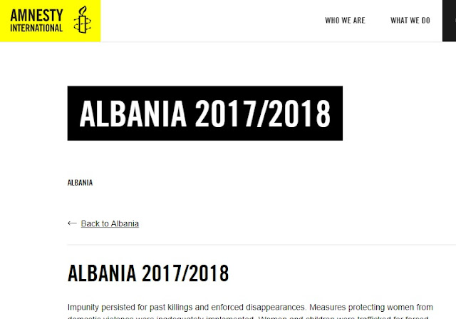 Amnesty International: Family violence increased in Albania