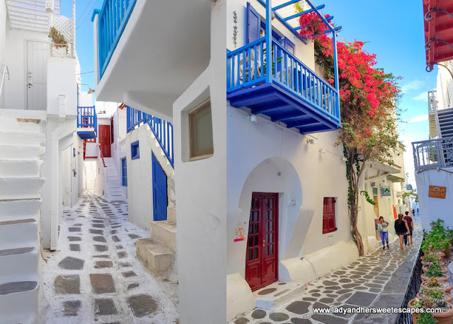 Mykonos Old Town