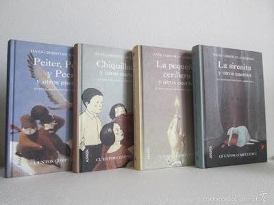 Cuentos completos / Hans Christian Andersen / ilustraciones, Pablo Auladell