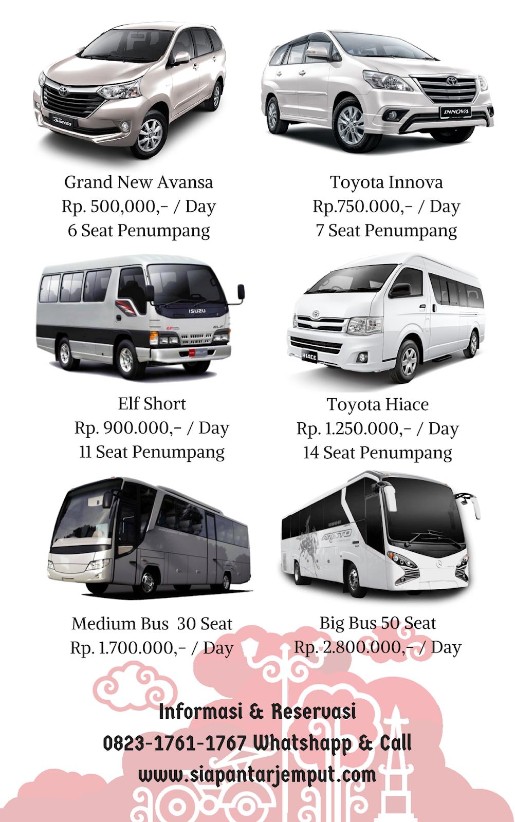 Rental Mobil Jogja || Sewa Mobil Murah di Yogyakarta