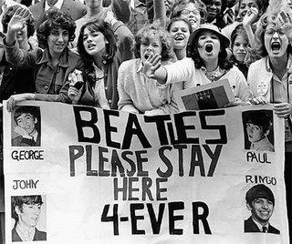 The Beatles Dating Sim