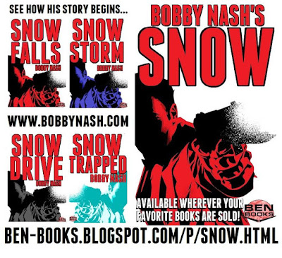 BEN Books forecast calls for lots of Snow!
