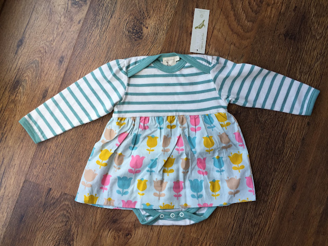 Body and Skirt Tulip by Pigeon Organics from Little Chickie
