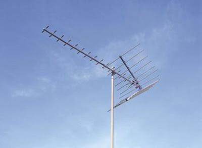 uhf karasal anten