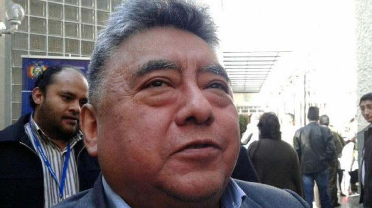 Illanes hizo llamadas telefónicas de auxilio al ministerio de Gobierno, pero no fue escuchado / ARCHIVO WEB