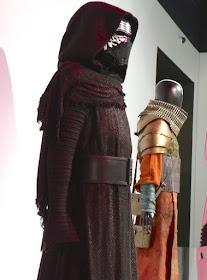 Kylo Ren costume Star Wars Force Awakens