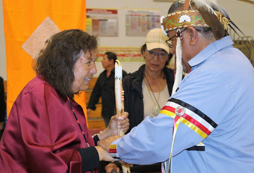 Anishinabek Nation mourns passing of Grandmother Water Walker Josephine Mandamin