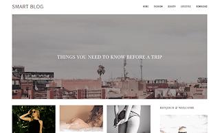 Smart Blog Template