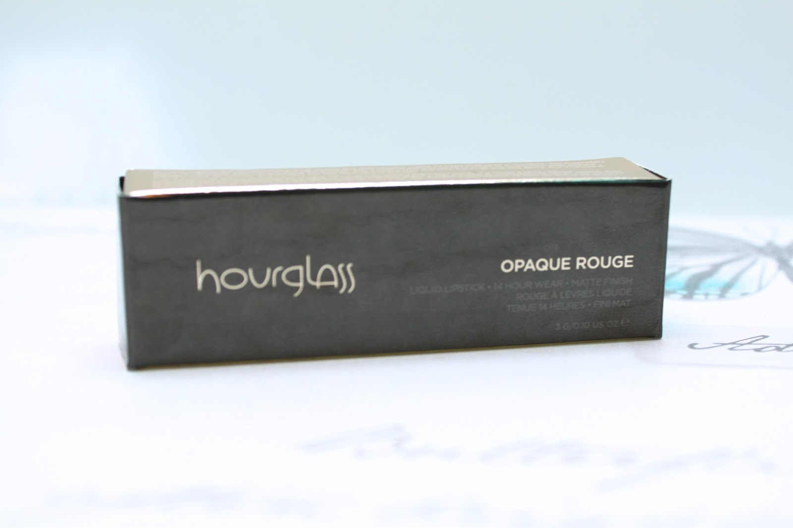 Hourglass Opaque Rouge Lip Polish - In Edition