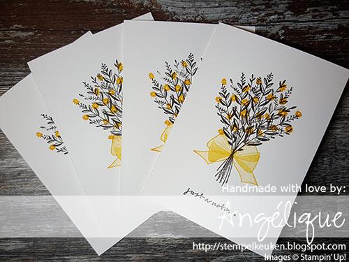 de Stempelkeuken Stampin'Up! producten koopt u bij de Stempelkeuken #stempelkeuken #stampinup #stampinupnl #wishingyouwell #getwell #beterschap #justanote #verjaardag #birthday #flowers #bloemen #stempelen #stamping #papercrafting #handmade #handmadecards #handgemaakt #zelfgemaakt #kaartenmaken #inkt #notecard #cardset #denhaag #scheveningen #rotterdam #amsterdam #zwolle #alkmaar #westland