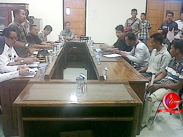 DPRD Pesawaran Dalami Laporan Money Politik Pilkades Tri Rahayu