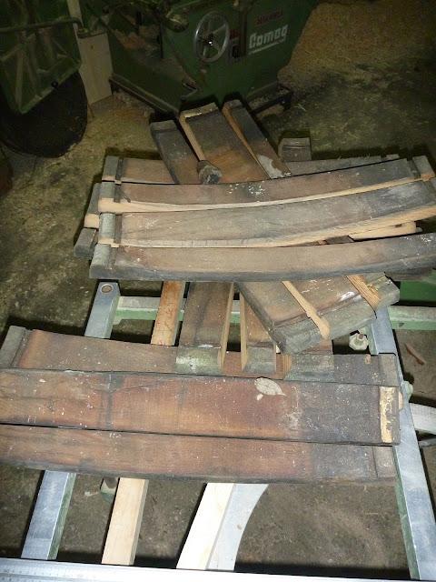 werken mit Holz Geschenk aus holz