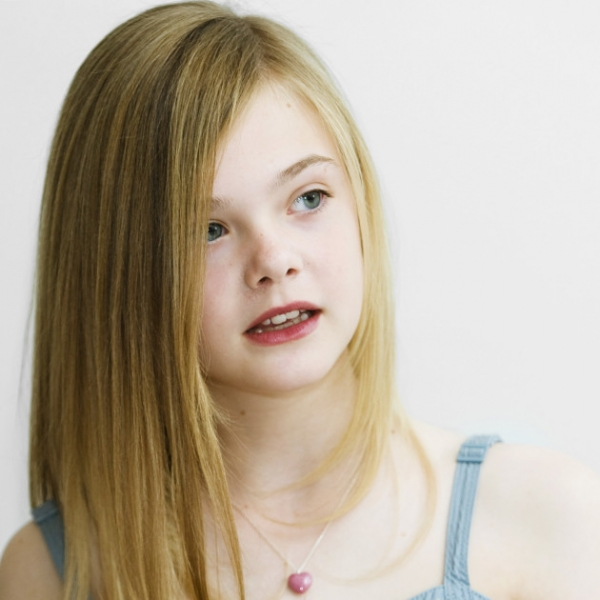 2009: Girl Of Sexy: Elle Fanning