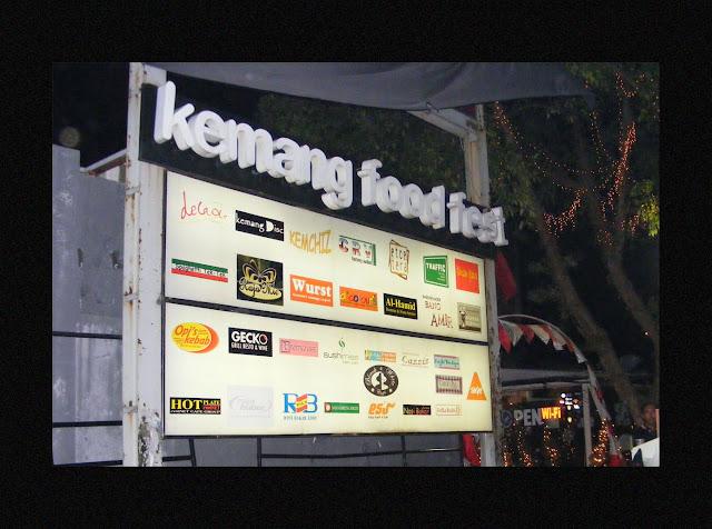 Kemang Food Festival 2016