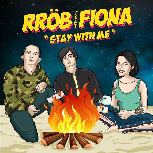 RROB - Stay With Me feat Fiona