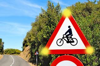 Nueva señal luminosa para ciclistas - Fénix Directo Blog