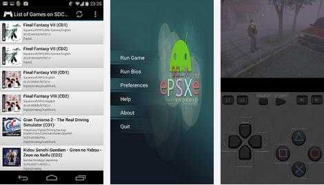 ePSXe for Android v1.9.26 APK